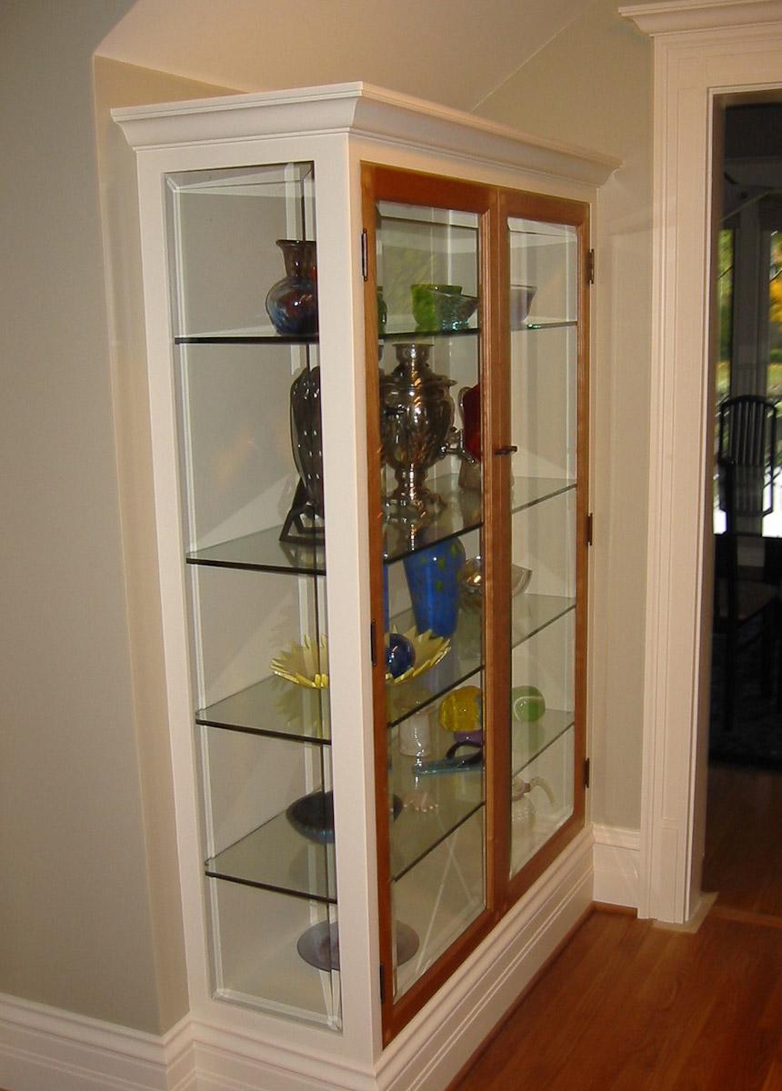vitrine. Black Bedroom Furniture Sets. Home Design Ideas